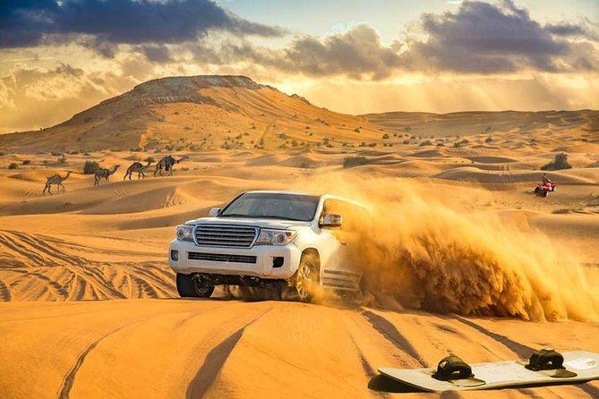 Dream Vacation - Desert Safari Dubai