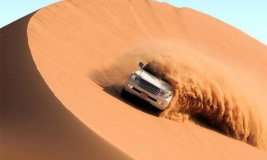 Dubai Desert Safari - An Experience