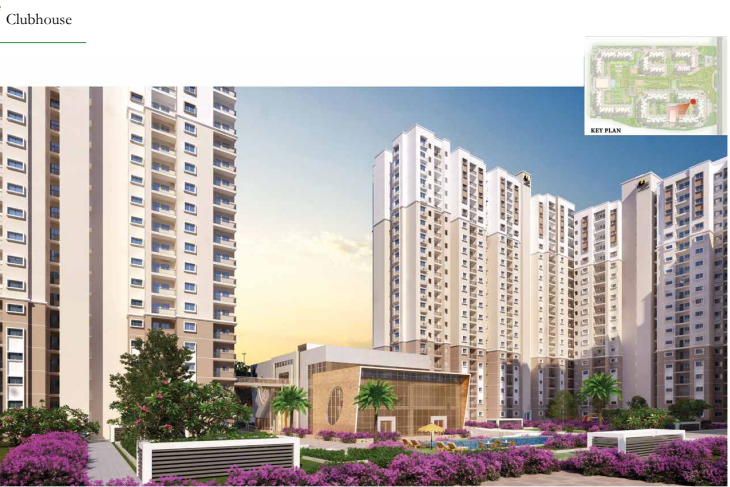 Prestige Group Luxury Apartments in bangalore